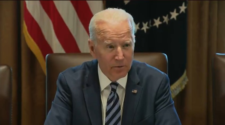 Joe Biden Says Through Democracy He Will Create Jobs and Grow the Middle Class All Over the World (VIDEO)