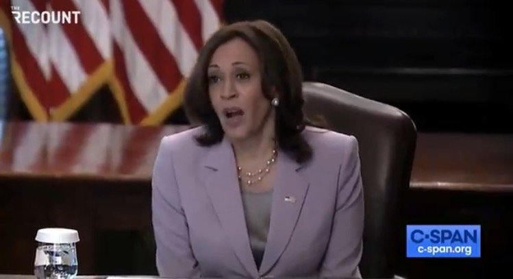 """Kamala Harris Meets with 'DREAMer' Illegal Aliens in the White House: """"This is Your Home"""" (VIDEO)"""