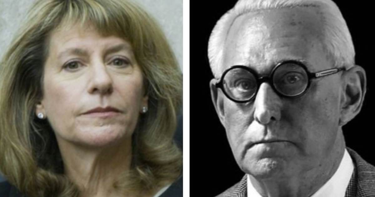 Corrupt Stone Judge Amy Berman Jackson Wanted To Jail Conservative Journalist For Exposing Juror Bias