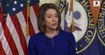 BREAKING: Pelosi Calls for Special Caucus Meeting at 9AM Wednesday on Trump Impeachment (Video)