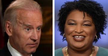 REPORT: Biden Mulling Early Pick of Stacey Abrams as Running Mate, Pledging to Serve Single Term