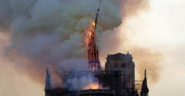 Shepard Smith Cuts Off French Elected Official Who Speculates Notre Dame Fire Not an Accident (VIDEO)