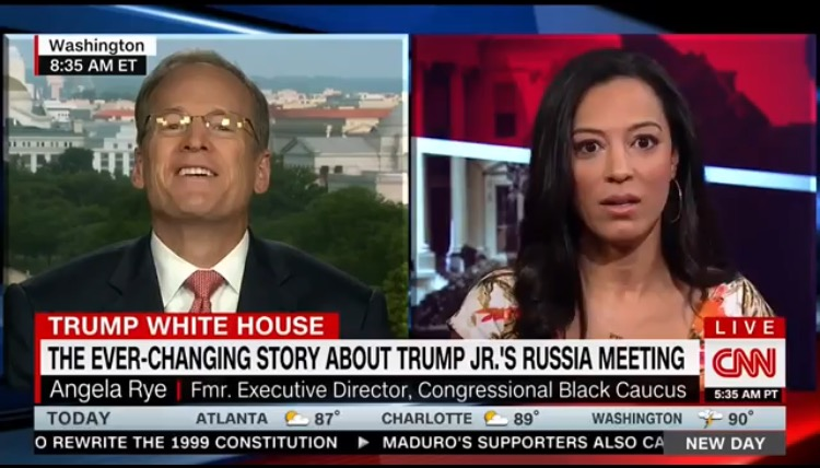 photo image CNN Contributor Gets Triggered, Refuses to Say Trump is Her President (VIDEO)