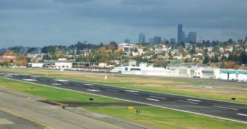 SANCTUARY AIRPORT: King County Airport in Seattle to Ban ICE Detainee Flights