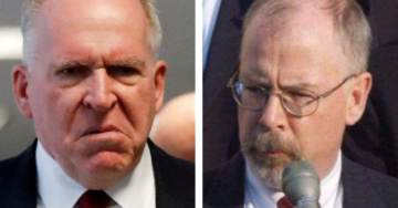 REPORT: Special Prosecutor John Durham Targeting CIA in its Role in Origins of Spygate – Brennan's Actions Will 'Come Into Sharper Focus'