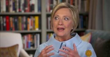 """Hillary Clinton: """"Sexism, Misogyny"""" Prevented People From Voting For a Woman – After She Bragged About Winning Popular Vote (VIDEO)"""