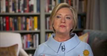 Hillary Clinton Doesn't Regret Her 'Deplorable' Insult to Trump Supporters – Doubles Down! (VIDEO)
