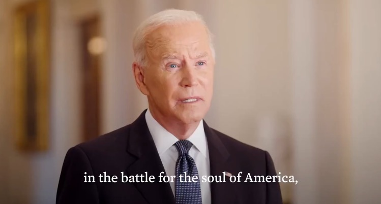 WATCH: Biden Blasts Americans 'We Have Witnessed Violence in America Against Muslims – True Followers of a Peaceful Religion'