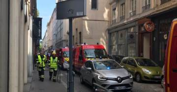 BREAKING: Package Bomb Explodes in Lyon, France – 8 People Injured