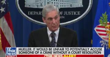 Scared, Bob? Mueller Refuses to Testify to Congress – Says 'My Report Is My Testimony' (VIDEO)
