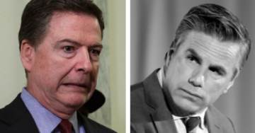 EPIC! Judicial Watch Boss Tom Fitton Has Perfect Response to Comey's Pandering Tweet