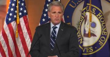 House Minority Leader McCarthy Fires Back at Pelosi and Schiff: Hillary Clinton Paid $6 Million to Foreign Entity For Phony Dossier (VIDEO)