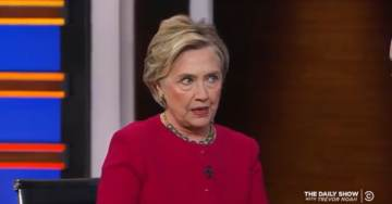 Crooked Hillary Defends Paying For Fake Russia Dossier After Lying About it For Months (VIDEO)