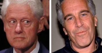 CORRUPT WIKIPEDIA Deletes Jeffrey Epstein's Links to Frequent Flyer Bill Clinton — Adds Link to Donald Trump