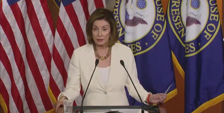 OUTRAGE! Pelosi Tips Off Illegals on Sunday's Rumored Deportation Raids - Gives 'Legal Advice' on How to Evade ICE Agents (VIDEO)