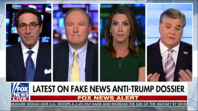 HANNITY DROPS BOMBSHELL ON PANEL: 'Sources Tell Me We Are All Being Surveilled Illegally' (VIDEO)