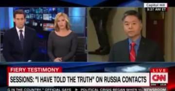 WOW! CNN Absolutely ROASTS Democrat Hack Ted Lieu For His Conduct During Sessions' Hearing (VIDEO)