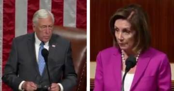 House Majority Leader Hoyer Scolds Pelosi – Then House Votes in Favor of Restoring Pelosi's Speaking Privileges Even Though She Violated Rules (VIDEO)