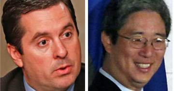 BOOM! Rep Nunes to Subpoena Demoted DOJ Official Connected to Hillary-Funded Garbage Dossier