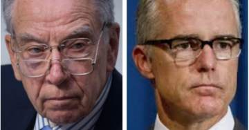 "Senate Judiciary Chair Grassley Demands Answers About ""Insurance Policy"" Against Trump Victory and FBI Brass Using Secret 'Untraceable' Phones to Talk About Hillary"