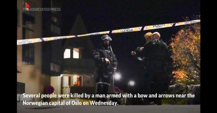 Update: Man Who Went on Bow and Arrow Rampage in Norway a Muslim Convert Who Was Previously Flagged for Radicalization