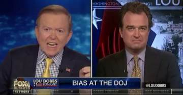 "Lou Dobbs GOES NUCLEAR on Deep State DOJ and FBI Corruption ""People Have to go to Jail!"" (VIDEO)"