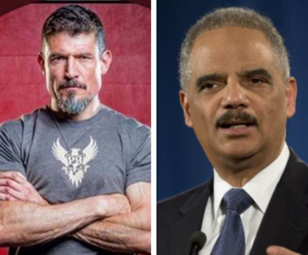 Army Ranger and Benghazi Hero Sets Eric Holder Straight After He Threatened GOP Congress Against Removing Mueller
