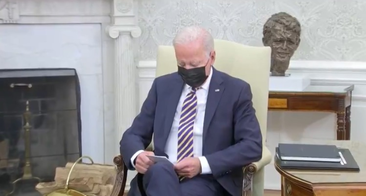 Disaster: Biden Hits New Low of 28 Percent Approval by Independents in New Quinnipiac Poll