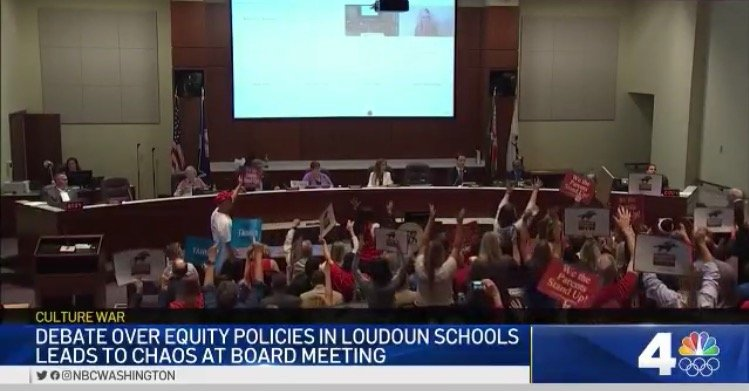 BOOM! Missouri and Ohio Terminate National School Board Association Membership Over Letter Labeling Parents 'Domestic Terrorists'