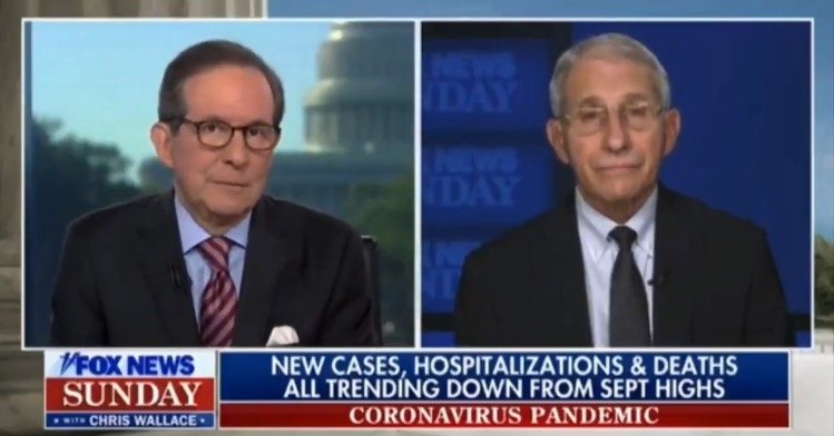 Fauci Says Unvaccinated Americans Could Lead to Dangers of Fifth Covid Wave (VIDEO)
