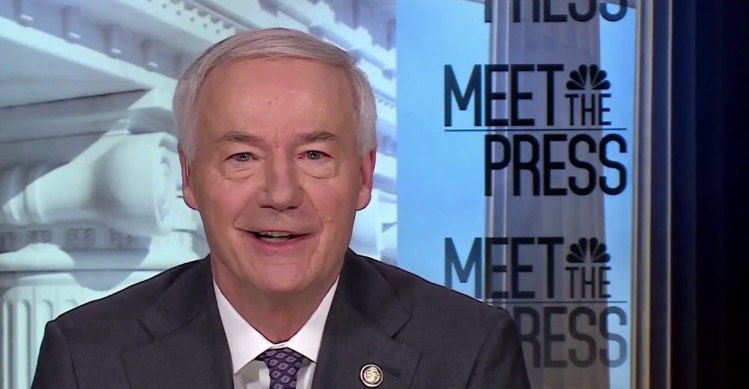"""RINO Governor Asa Hutchinson: Trump's Comments About """"Election Fraud"""" a """"Recipe for Disaster in 2022"""" (VIDEO)"""
