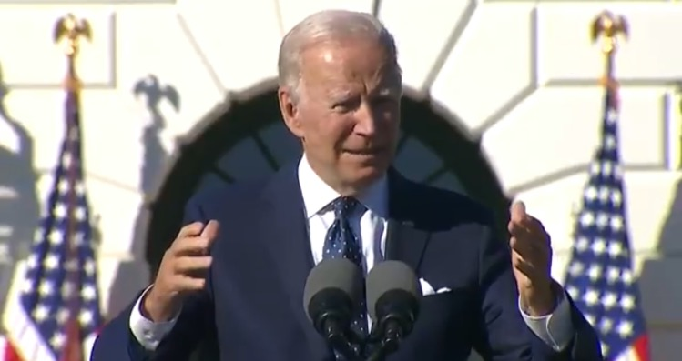 Joe Biden Falsely Claims He Got Involved in the Civil Rights Movement (VIDEO)