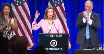 Pelosi Unhinged: Democrats Have to be Ready to 'Throw a Punch' to Win in 2020 (VIDEO)