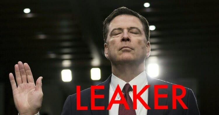 photo image Judge Orders FBI to Turn Over Comey Memos For Review – May Release Memos to Public