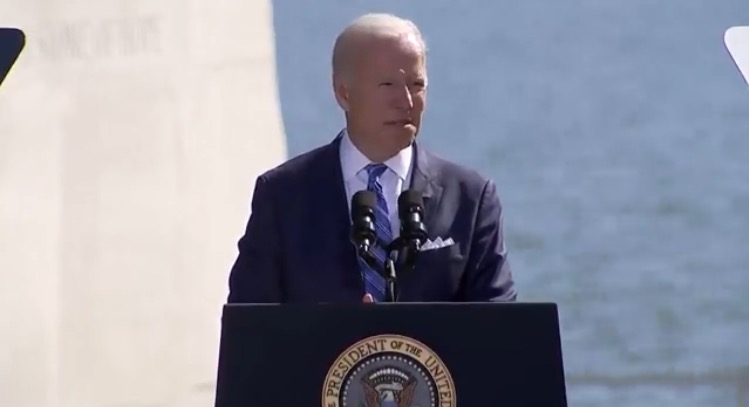 """Joe Biden Attacks Trump, Falsely Claims He Was """"Involved"""" in Civil Rights Movement While Speaking at MLK Memorial (VIDEO)"""