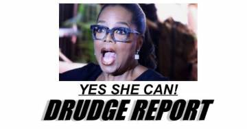 "YES SHE CAN! Oprah Says Old Racist White People ""Just Have to Die"" (VIDEO)"