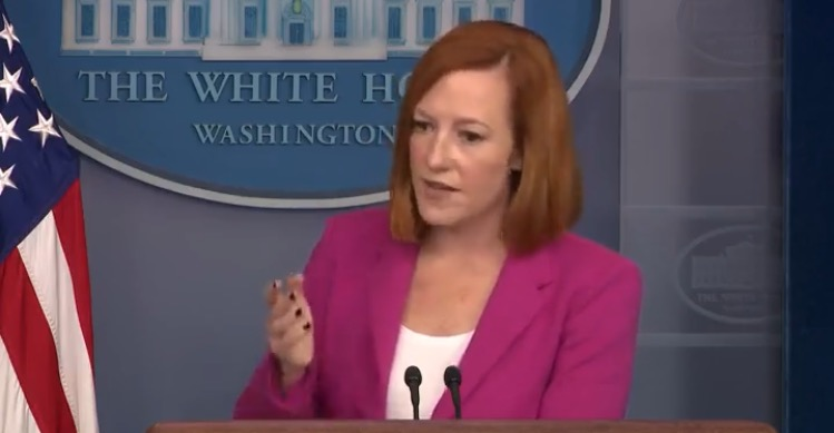 Psaki Admits Biden Lied About Having Visited Southern Border, 'He Reportedly Drove Through the Border in 2008' (VIDEO)