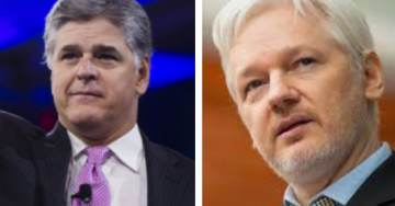 "SEAN HANNITY WARNS: Watch WikiLeaks Closely ""TICK TOCK"""