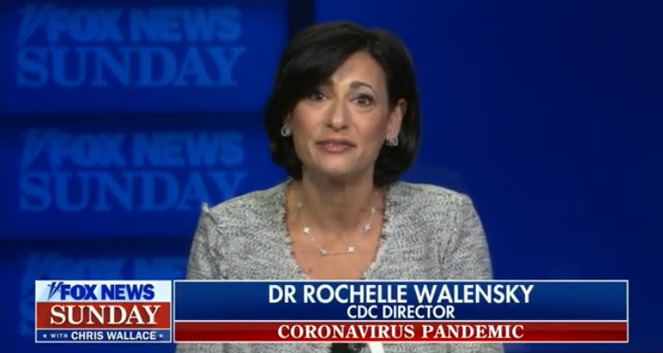 """Walensky Says the Biden Regime is Planning on """"Education and Counseling"""" For Unvaccinated Police Officers and 'Essential Workers' (VIDEO)"""