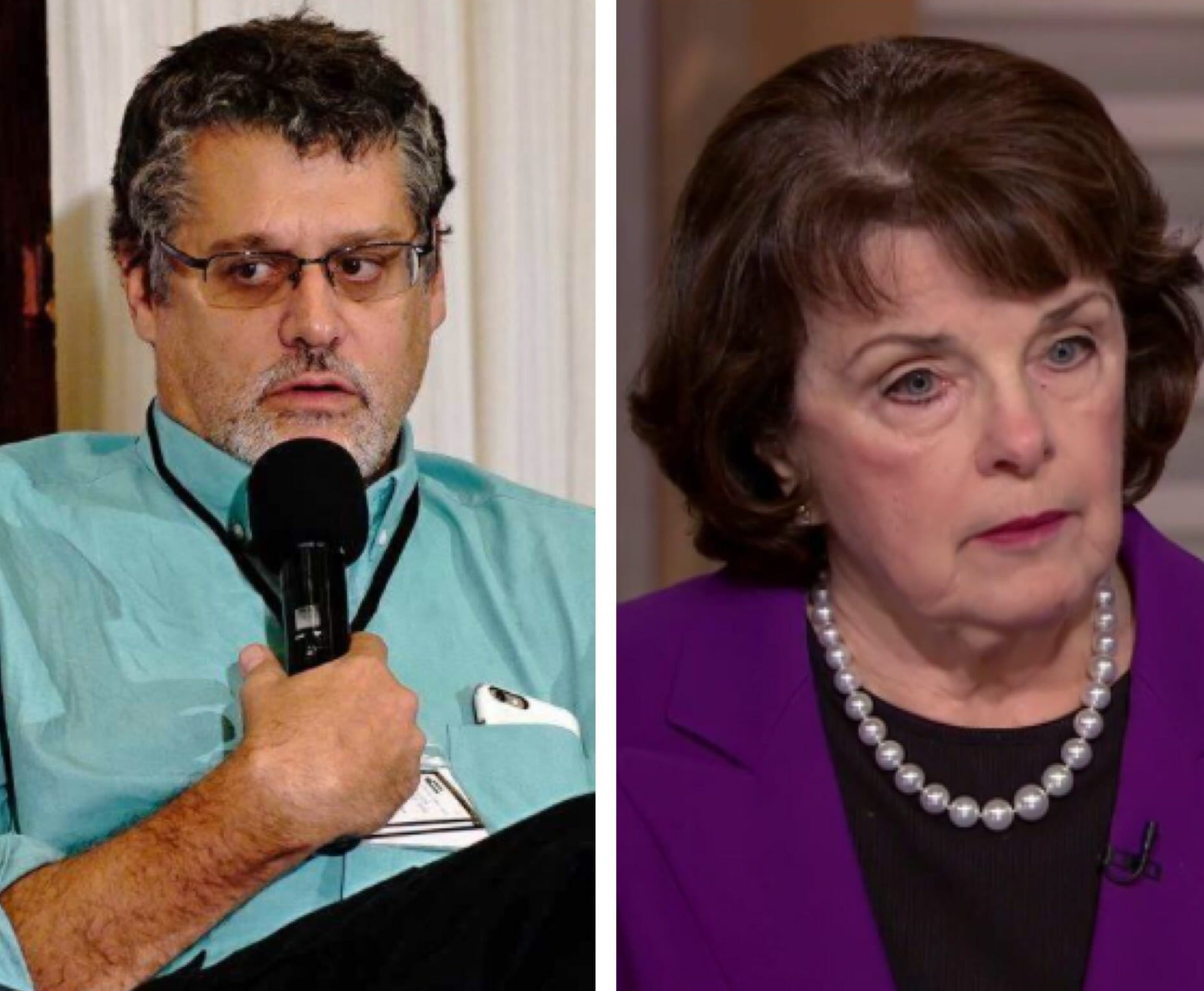 photo image Sneaky Dianne Feinstein Confirms She Leaked Glenn Simpson Transcript at the Request of Fusion GPS's Lawyers