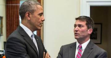 Obama Officials Defend Navy Dr. Ronny Jackson From Media Conspiracy Slurs Over Pres. Trump Physical
