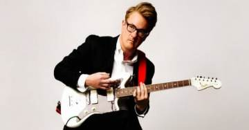 Joe Scarborough Gets Trolled Hard After Posting Cringeworthy Women's March Song