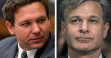 """Rep DeSantis Rips FBI Director Wray Over 'Missing' Strzok Text Messages: """"Was Evidence of the Anti-Trump 'Insurance Policy' Deleted?"""""""