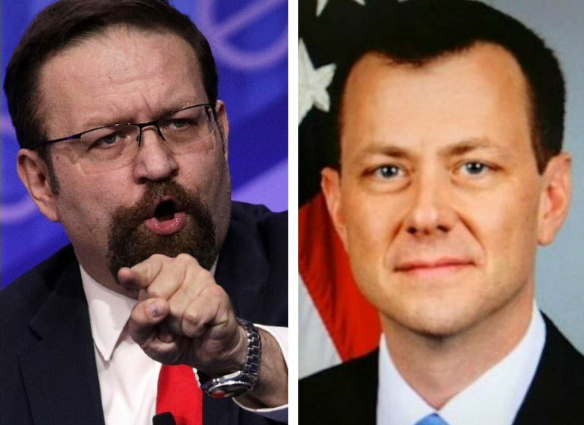 Sebastian Gorka Hammers Peter Strzok Over His Hillary-Connected Lawyer 'How Does Strzok Afford Expensive DC Lawyer on FBI Salary?'