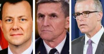 SARA CARTER: FBI Agent at Mike Flynn Interrogation Ready to Testify in Defense of Flynn
