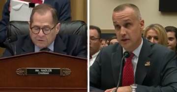 House Judiciary Preparing to Hold Corey Lewandowski in Contempt After He Trolls Dems, Refuses to Answer Questions During Hearing