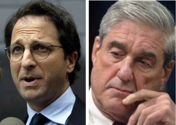 photo image After Destroying Thousands of Lives Through His Corrupt Actions, Mueller's Deputy Weissmann Retires to NYU to Teach…