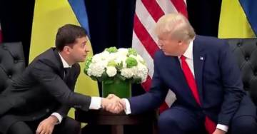 CASE CLOSED: Ukrainian President Zelensky ONCE AGAIN Says No Quid Pro Quo for US Aid