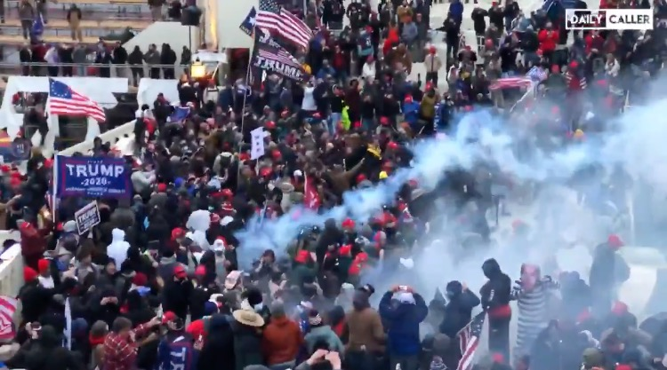 DC Police Reject FOIA Request For Records Related to Their Probe of Siege of Capitol – Insider Leaked Maps, Internal Docs to Help Assist Rioters Navigate Building