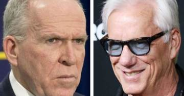 James Woods Moves in With Kill Shot After Ex-CIA Director John Brennan Lashes Out at POTUS Trump